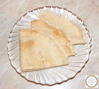 Clatite traditionale reteta,
