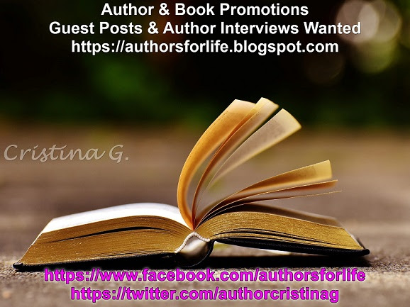 Are you a writer? I've launched a blog to promote your work