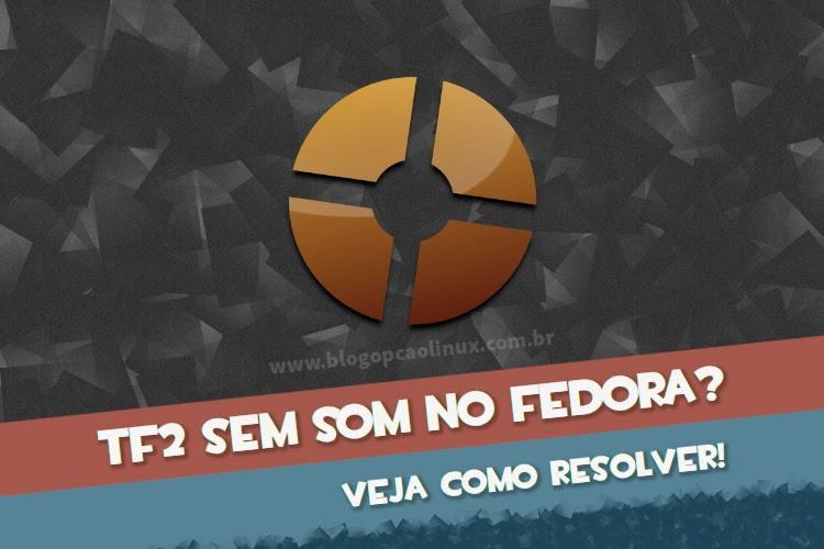 Team Fortress 2 sem som no Fedora, veja como resolver!