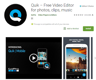Quik – Free Video