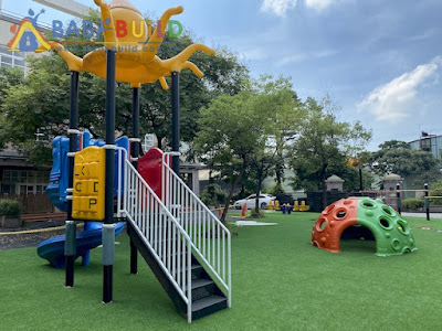 新北市永吉國民小學附設幼兒園110年度遊戲場改善採購