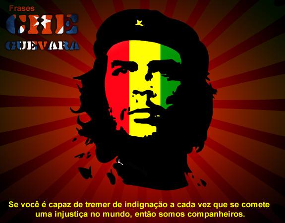 Os Poderosos Podem Matar Uma Duas Ou Três Rosas Mas Jamais Conseguirão Deter A Primavera Inteira: Frases Che Guevara