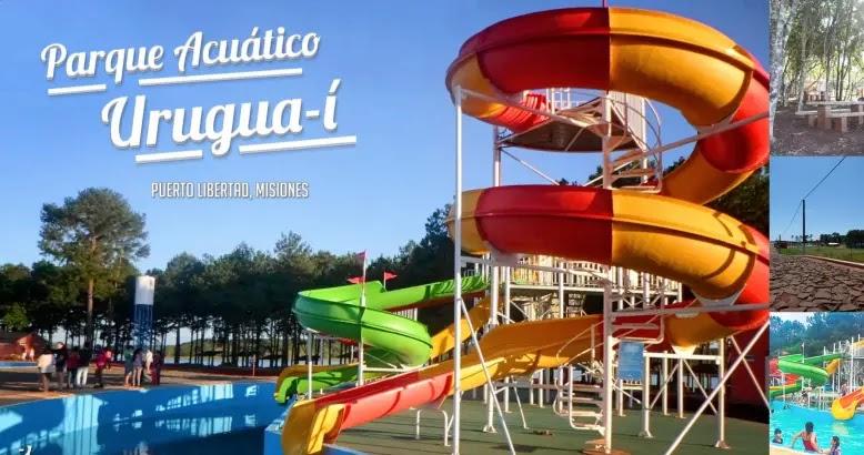 Parque Acuatico Urugua-í Misiones
