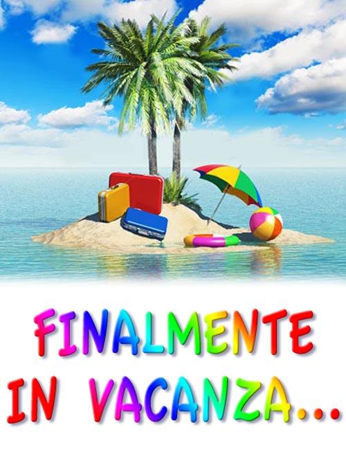Che la vita continua buone vacanze holiday summer for Vacanze immagini
