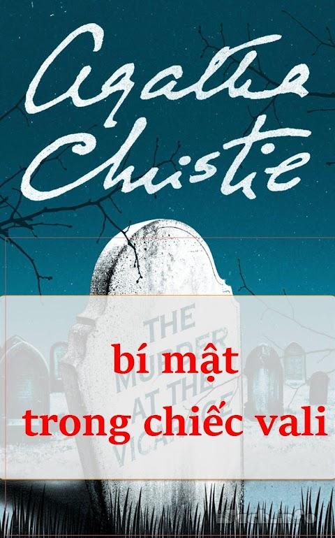 Truyện audio trinh thám, kinh dị: Bí Mật Trong Chiếc Vali- Agatha Christie (trọn bộ)