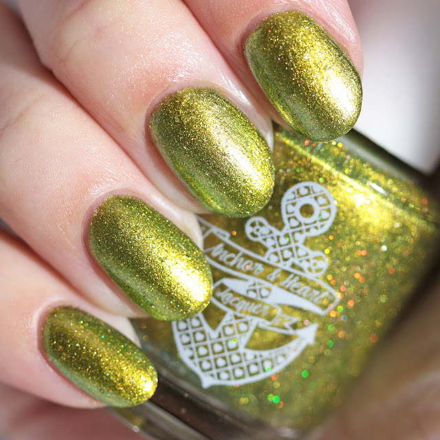 Anchor & Heart Lacquer Drive Myself Crazy