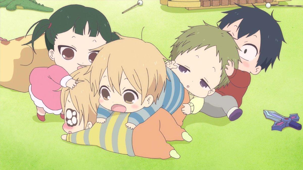 Hình ảnh anime ngộ nghĩnh