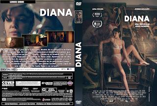 CARATULA DIANA 2018[COVER DVD]