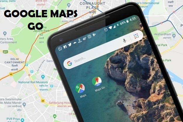 Google Maps Go - Η ελαφριά έκδοση των Maps με φωνητικές οδηγίες στην πλοήγηση και όλες τις λειτουργίες