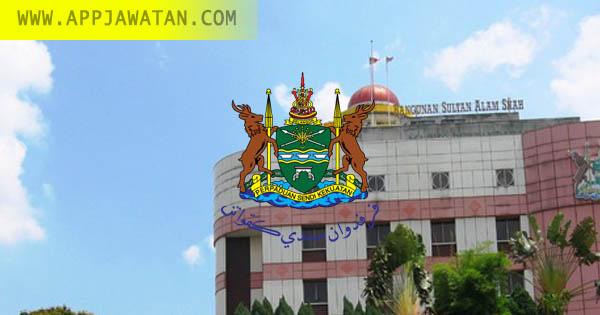 Jawatan Kosong kerajaan iaitu di Majlis Perbandaran Klang