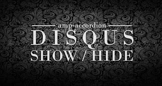Show Hide Komentar Disqus Pada Template AMP