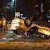 Stravičan udes u Tuzli: Iz Seata od siline udara ispao motor