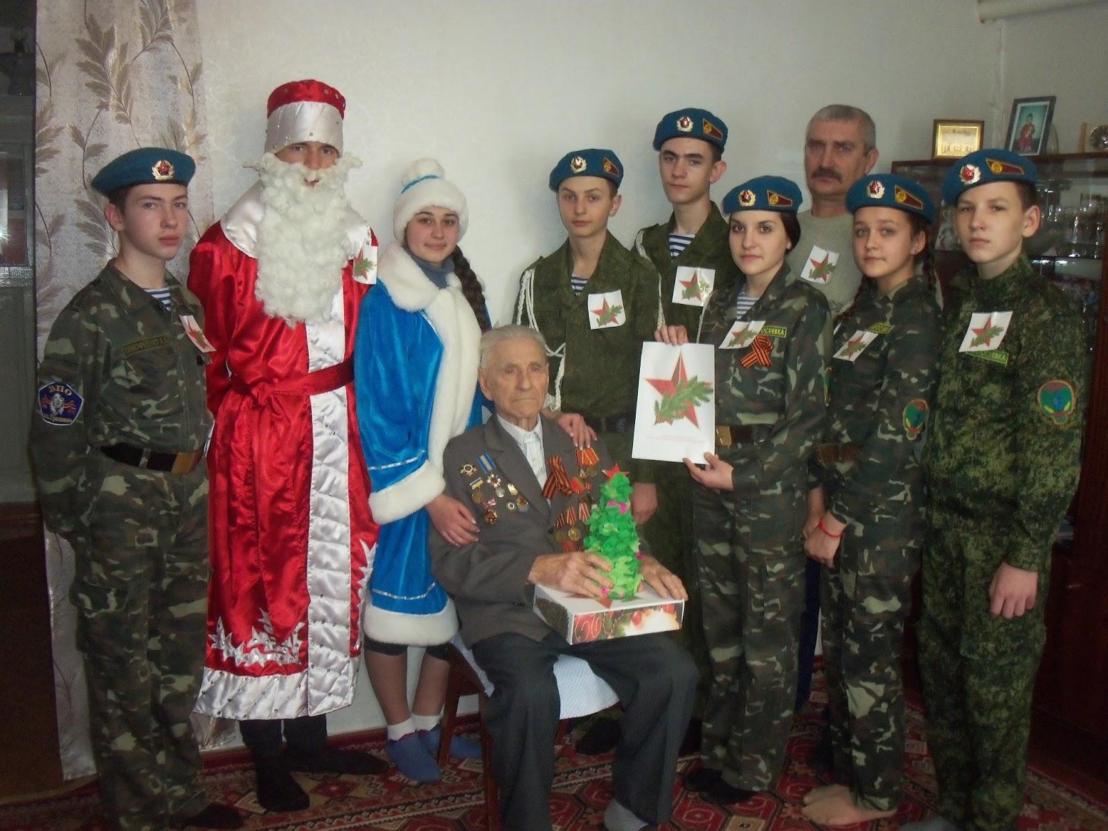 С новым годом солдат поздравления