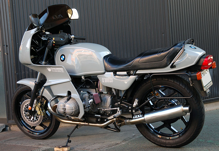 Racing Caf U00e8  Bmw R100 Rs Special  7 By Ritmo Sereno