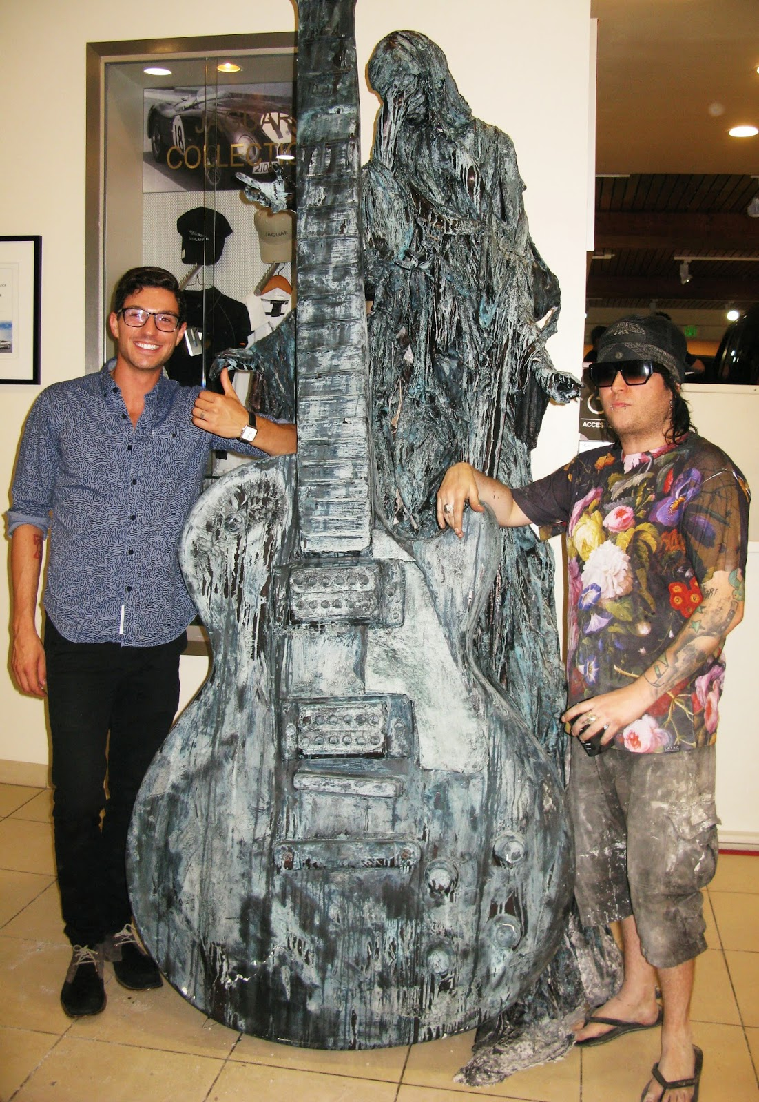 Westhollywoodtoday The Sunset Strip Amp Gibson To Unveil 10