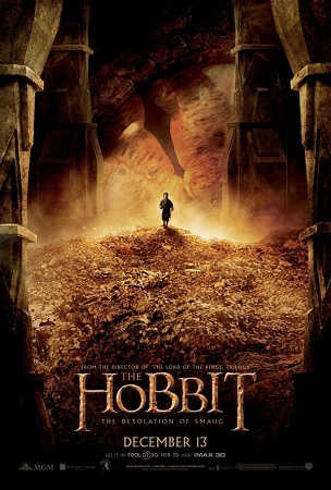 Film The Hobbit: The Desolation of Smaug 2013