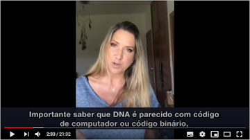 Dra. alerta que a vacina Covid-19 alterará seu DNA, e empresas patenteará seres humanos