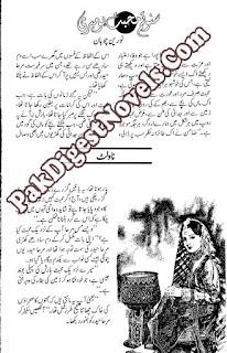 Suno Tum Mohabbat Ho Meri Novel By Noreen Chohan