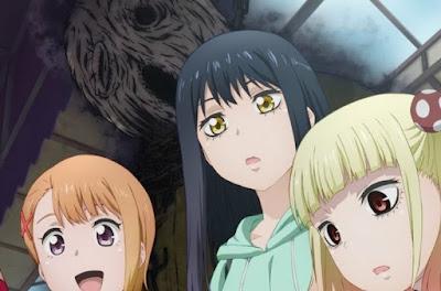 Mieruko-chan Todos os Episódios Online