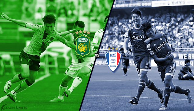 Jeonbuk Hyundai Motors vs Suwon Samsung Bluewings K-League Preview