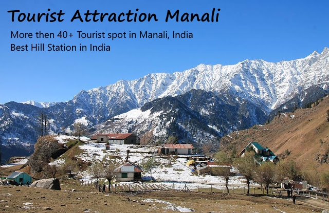 Best tourist spot in Manali