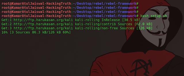 The rebel penetration testing framework