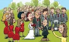 लग्न व अंत्यविधीत तोबा गर्दी