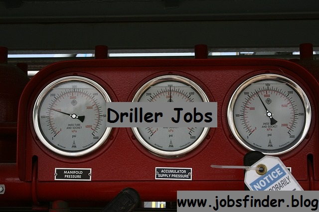 Driller Jobs in Iraq - Oil Gas Jobs