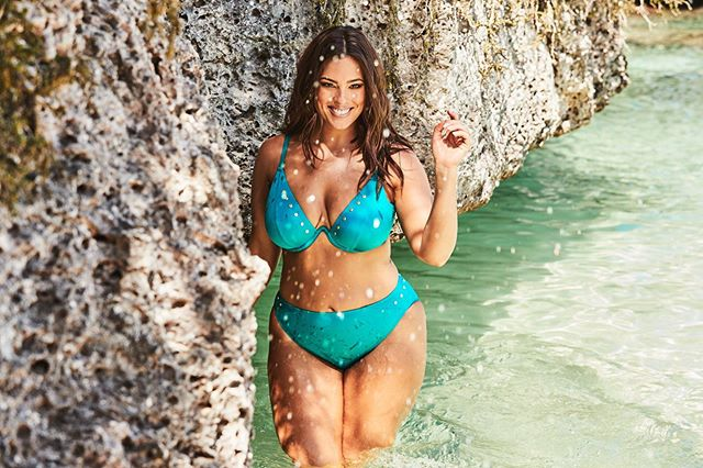 ashley graham hot