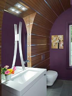 moderno baño pequeño
