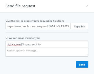 How To Receive Any Files from Anyone on Dropbox [Free]