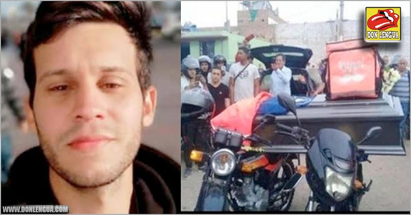 Repartidor venezolano murió atropellado por una gandola en Perú