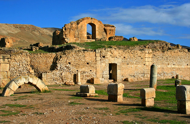 Top 12 Tourist Attractions In Tunisia Most Beautiful