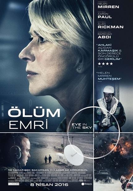 Ölüm Emri (2015) 1080p Film indir