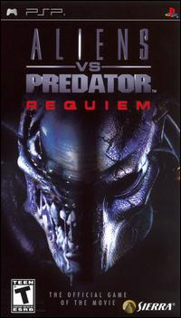 Aliens vs. Predator – Requiem – (PSP) ISO (EUR) [MEGA]