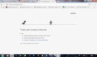 game yang ada di google chrome