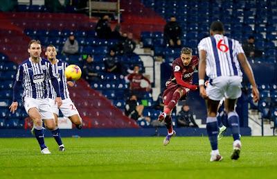 ملخص واهداف مباراة ليدز يونايتد ووست بروميتش (5-0) الدوري الانجليزي
