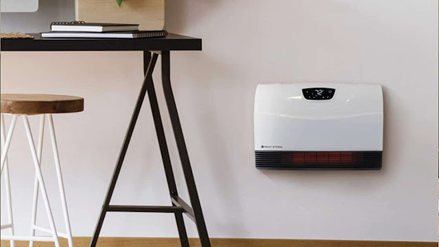 Best Wall Mounted Electric Heater For Large Room