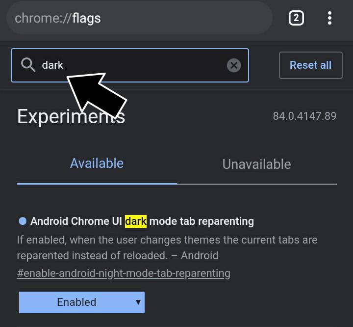 Cara Mengganti Tema Chrome Di Android