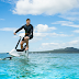 Hydrofoil Bicycle
