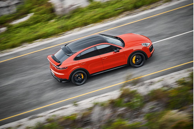 2020 Porsche Cayenne Review