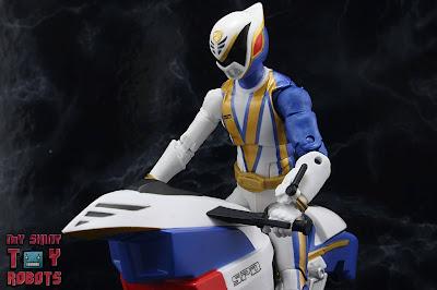 Power Rangers Lightning Collection SPD Omega Ranger & Uniforce Cycle 01
