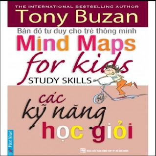 MindMap For Kids - Các Kỹ năng học giỏi (Tái bản 2020) ebook PDF-EPUB-AWZ3-PRC-MOBI