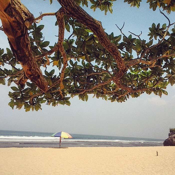 Fasilitas Wisata di Pok Tunggal Beach Jogja