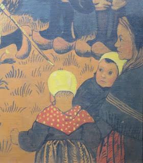 Paul Sérusier, Dans la forêt de Brocéliande