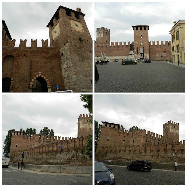 Um dia em Verona - Castelvecchio