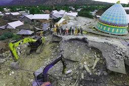 Penjelasan Gempa Bumi, Banjir, Gunung Api dan Angin Topan