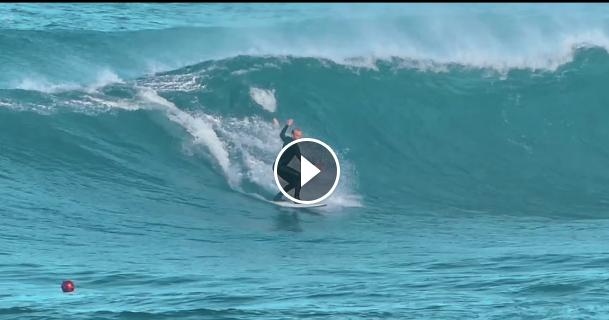 Zurri Olas Surf Session