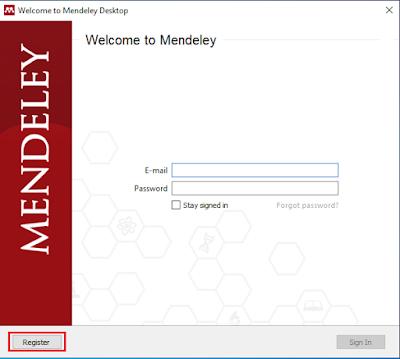 Cara Menggunakan Mendeley Untuk Membuat Daftar Pustaka