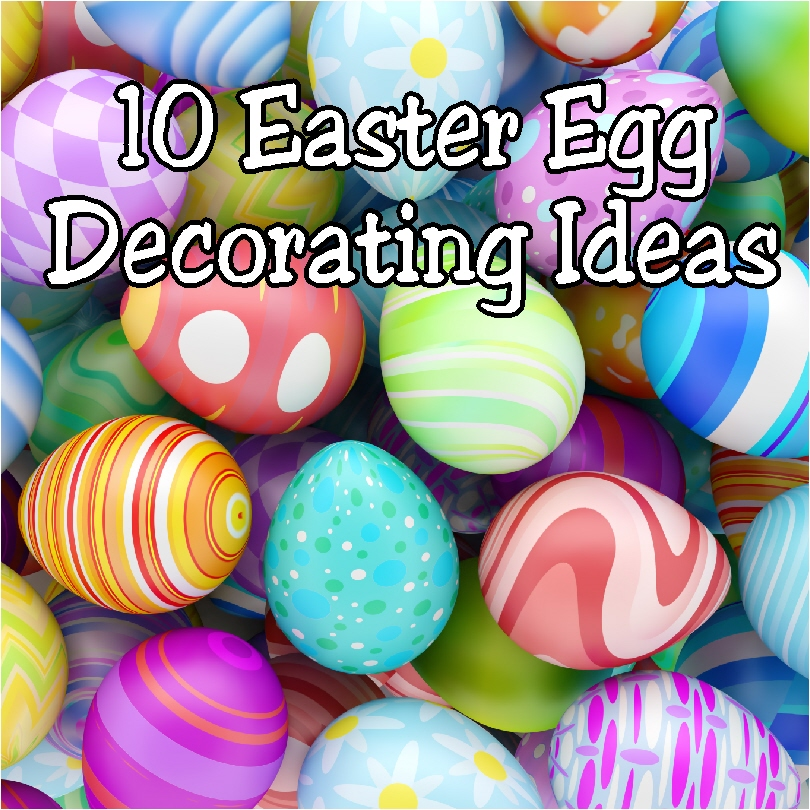 Try some new and fun Easter egg decorating ideas with these 10 fun decoration ideas.  sc 1 st  Kandy Kreations & 10 Fun Easter Egg Decoration Ideas | Everyday Parties
